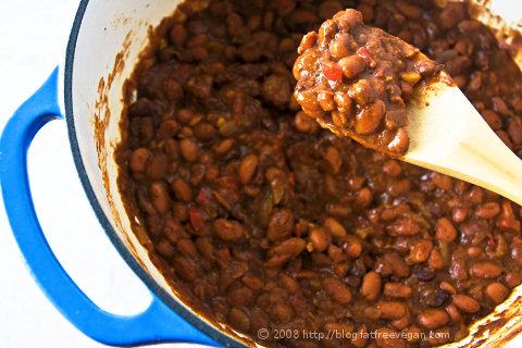 Achiote Beans