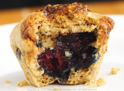 Berry-Spice Muffins
