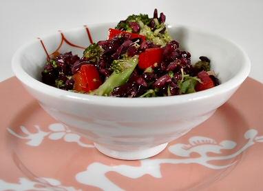Broccoli Rice Salad
