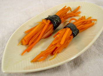 Carrot Stick Bundles