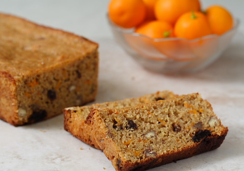 Sunshine Citrus Bread