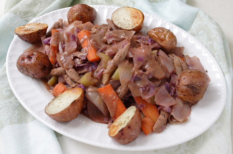 Corned Beef n Cabbage Recipe