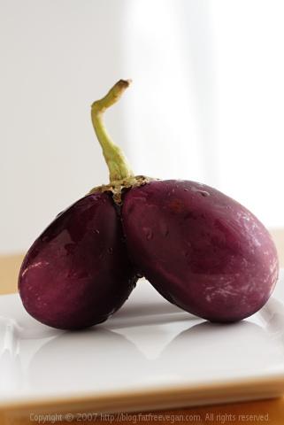 Double Eggplant