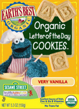 Earth's Best Cookies