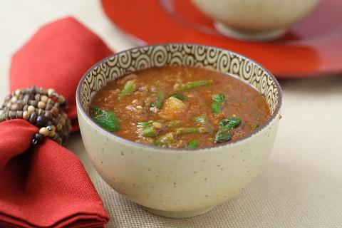 italian custom years luck lentils pot lentil soup