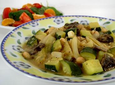 Fennel and White Bean Stew