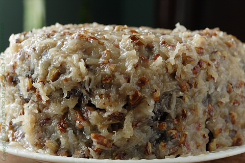 German Chocolate Cake Frosting Substitute