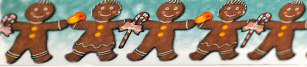 Gingerbread Line