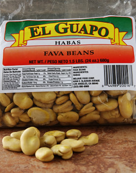 Habas (Hulled Fava Beans)