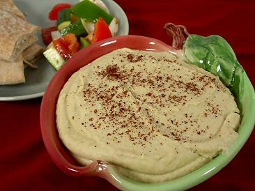 Hummus Ghanoush