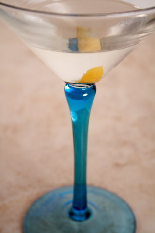Preserved Lemon Martini