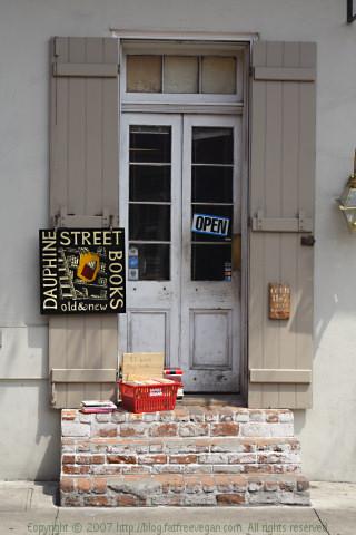 Dauphine Street Books
