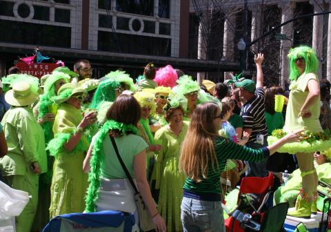 Mals St. Patricks Day Parade