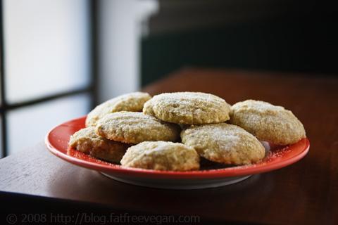 Okara Coconut Cookies