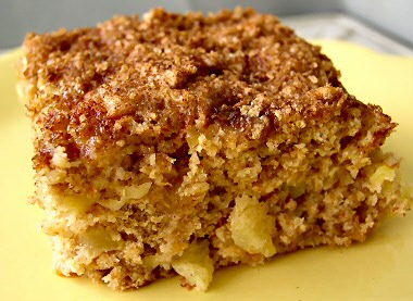 Pineapple Coffee Cake | recipe from FatFree Vegan Kitchen