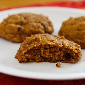 pumpkin cookies pumpkin cookies food these moist cake like cookies ...