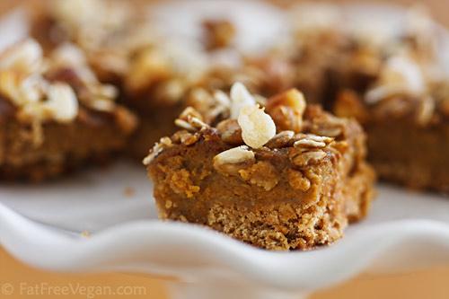 Pumpkin Pie Bites
