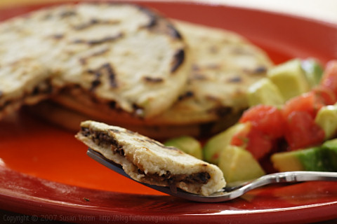 Pupusa Cross-Section