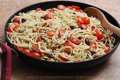 Sicilian Market Spaghetti