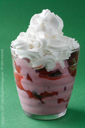 Strawberry Whip