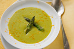 Roasted Asparagus Soup