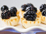 Thumbnail image for Blackberry-Lime Tartlets