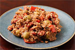 Thumbnail image for Caribbean Beans and Quinoa