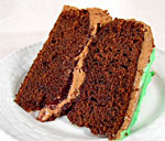 Thumbnail image for Raspberry Chocolate Cake
