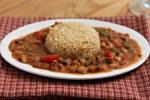 Creole Black-eyed Peas