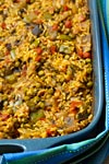 Thumbnail image for Cumin Rice with Eggplant and Peas