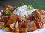 Thumbnail image for Eggplant Creole