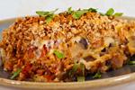 """Thumbnail image for Vegan Eggplant """"Parmesan"""""""