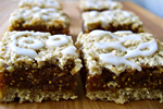 Skinny Figgy Bars