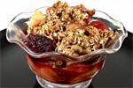 Thumbnail image for Valentine's Dessert #1: Fruit Medley Cobbler