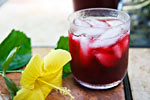Thumbnail image for Hibiscus-Blueberry Cooler