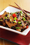 Thumbnail image for Home-Style Tofu with Shiitake Mushrooms