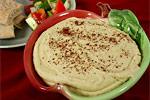 Almost-Instant Hummus Gannoush