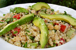 Thumbnail image for International Quinoa Salad