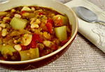 Thumbnail image for Mirliton and White Bean Stew