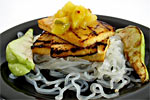 Thumbnail image for Grillin' in the Rain (Orange-Ginger Tofu)