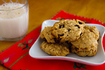 Lower-Fat Peanut Butter Cookies