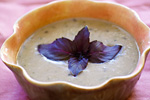 Thumbnail image for Purple Pesto Soup