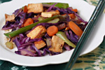 Thumbnail image for Rainbow Stir-Fry