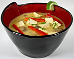 Thumbnail image for Thai Coconut Soup with Tofu and Mushrooms