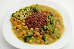 Thumbnail image for Thai-Style Vegetable Curry