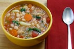 White Bean and Garlic Stew