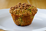 Low-Fat Zucchini Muffins