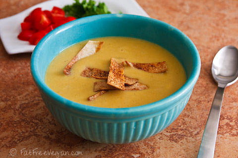 Triple Corn Soup