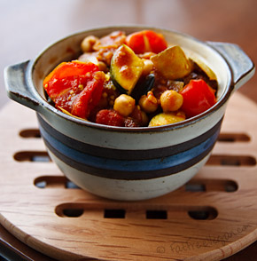 Tunisian Vegetable Ragout