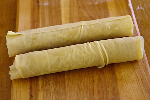 Rolled and ready to cook